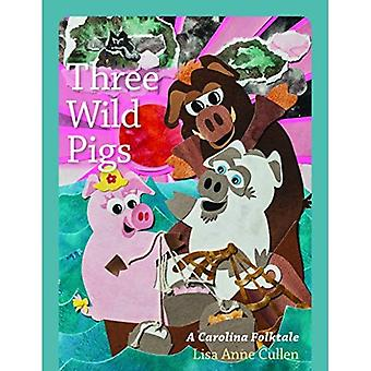 Three Wild Pigs: A Carolina Folktale (Young Palmetto Books)