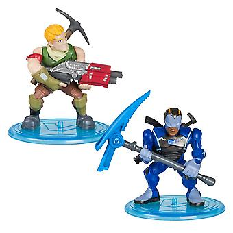 Fortnite 63533 Duo Pack-Assortment Carbide & SGT JONESEY