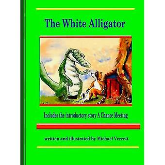 التمساح الأبيض ورقة عودة بريت & مايكل