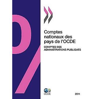 Comptes nationaux des pays de lOCDE Comptes des overheidsdiensten publiques 2011 door OESO Publishing
