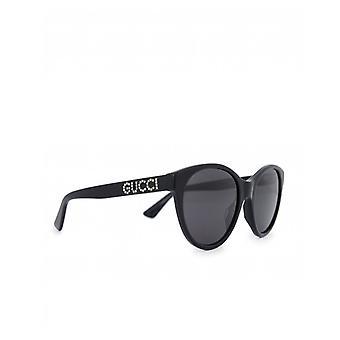 Gucci Glitter Cat Eye solglasögon