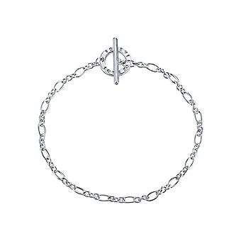 New Curb Chain Forever Love Bracelet