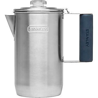 Stanley Adventure 1.1 qt. Stainless Steel Percolator Coffee Pot