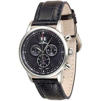 ゼノ ・ ウォッチ メンズ腕時計アジムットマゼラン クロノグラフ クォーツ 6069 5040Q g4