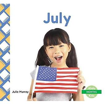 July by Julie Murray - 9781532100215 Book
