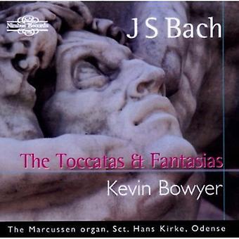 J.S. Bach - Bach: Toccatas fantaisies & [CD] USA import