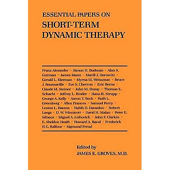 Essential Papers on Short-Term Dynamic Therapy by James E. Groves - 9