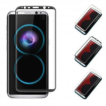 3D buet glasskærmbeskytter Samsung Galaxy S8 (SM-g950f)