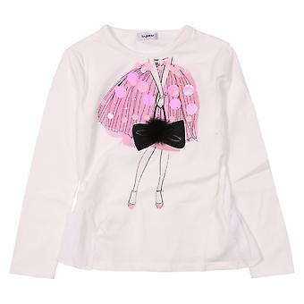 Byblos Dzieci T-Shirt Baby - Cekin i gem