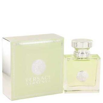 Versace versense av Versace Eau de Toilette Spray 1,7 oz (kvinnor) V728-501236