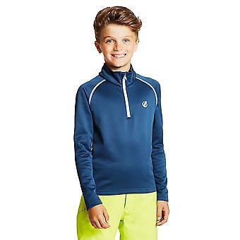 Dare 2b Boys Consist Core Stretch Half Zip Top Jacket