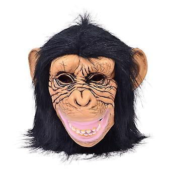 Bristol Novelty voksne unisex Chimp Mask