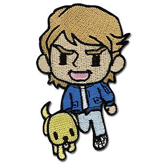 Patch - Tiger & Bunny - New SD Keith Iron On Gifts Anime Licensed ge44038