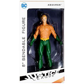 Action Figures - Justice League - Aquaman Bendable 8