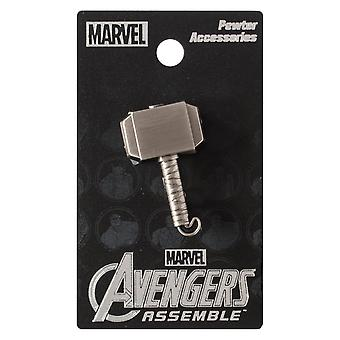 Pin - Marvel - Thor - Hammer Metal New Toys Gifts Licensed 68016