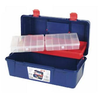 Tayg Plastic tool box (Tray + Case) (DIY , Tools , Inventory systems , Storage)