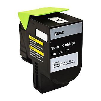 Lexmark 80C8Hk0 Cx410 Cx510 Black Premium Generic Toner