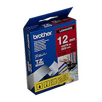 Brother TZe435 12 mm:n tarra nauha
