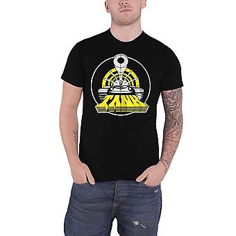 Tank T Shirt Dogs Of War Band Logo new Official Mens Black
