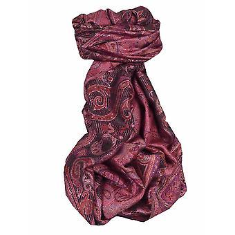 Mens Jamawar premie zijden sjaal patroon 7709 door Pashmina & Silk