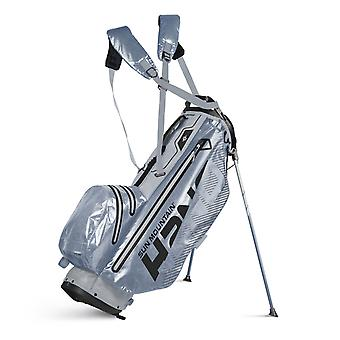 Sun Mountain H2NO Superlite Stand Carry Golf Tasche Cadet/Nickel