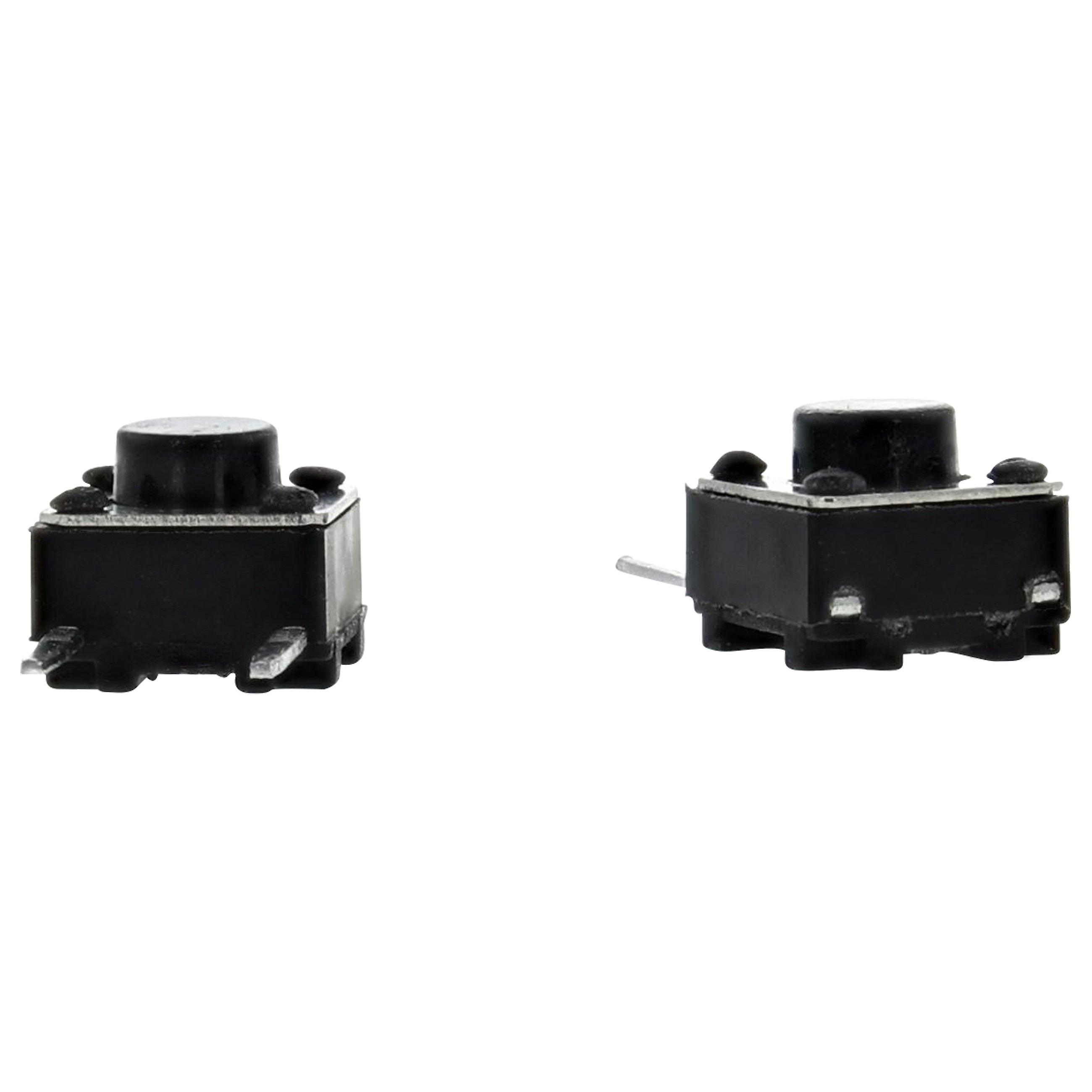 Replacement left right shoulder trigger button switches for nintendo game boy advance & sp