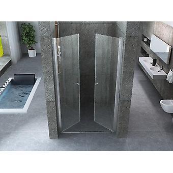100cm salon deur voor niche douche-Nova