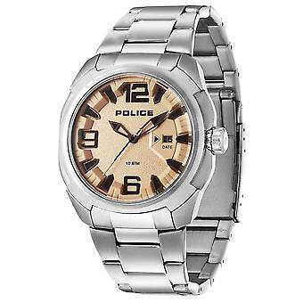 Politie Mens Gents Quartz Wrist Watch PL.93831AEU/04MA