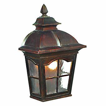 1 Luce Parete esterna Lanterna Ip44