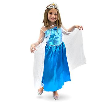 Ice Princess Children's Costume, 3-4