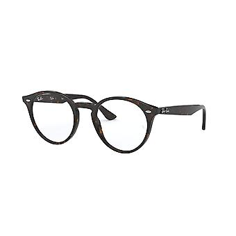 Ray-Ban RB2180V 2012 Dark Havana Glasses