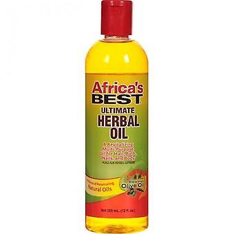 अफ्रीका का सबसे अच्छा हर्बल तेल 237ml