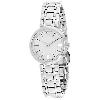 Movado Women's 1881 Quartz Silver Dial Watch - 607098