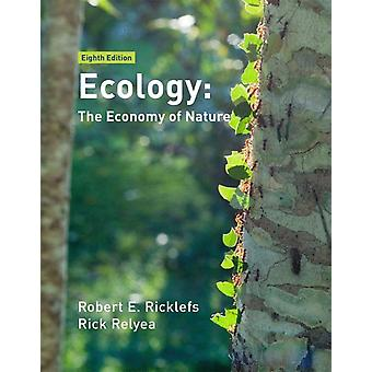 Ecology The Economy of Nature par Robert Ricklefs