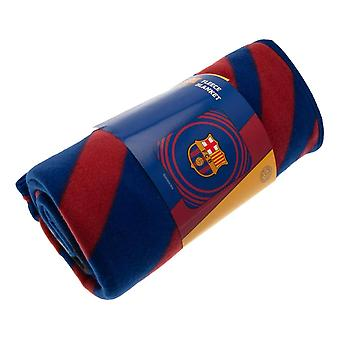 FC 巴塞罗那脉冲设计羊毛毛毯