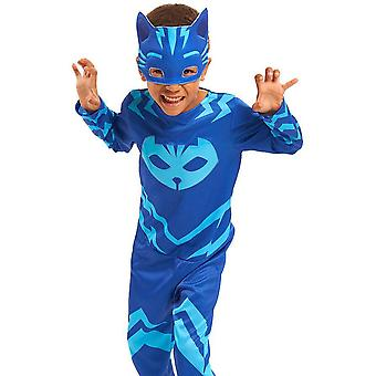 PJ Masks The Slumber Catboy Cat boy Costume