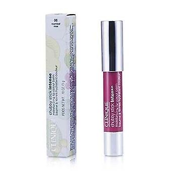 Clinique Chubby Stick intensive feuchtigkeitsbefeuchtende Lippenfarbe Balsam - Nr. 6 Roomiest Rose 3g/0.1oz