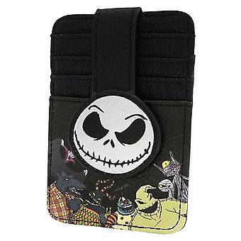 The Nightmare Before Christmas Jack & Characters ID Wallet