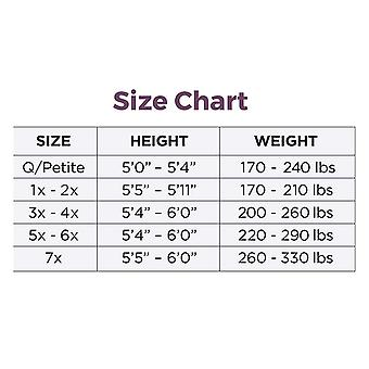 Berkshire Women's Plus-Size Queen Silky Sheer Control Top Pantyhose 4489, Fan...