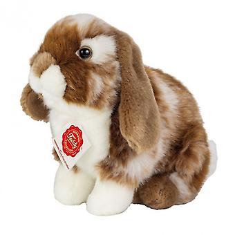 Hermann Teddy Cuddle Hare Sentado Marrón Oscuro