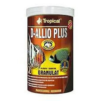 Tropical D-Allio Plus In Korrelvorm 250 Ml (Vissen , Visvoer , Warm water)