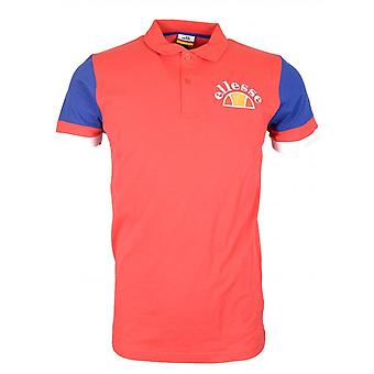 Ellesse Costa Cotton Red Polo