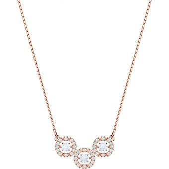 Halsband och hänge Swarovski 5480482 - halsband och hänge Dor Rose fru