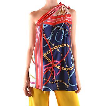 Pinko Ezbc056274 Kvinder's Flerfarvet polyester top