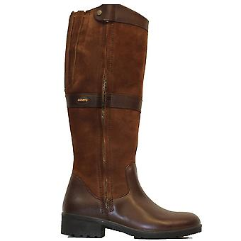 Dubarry Sligo Walnut Brown Leather Womens GORE-TEX® Long Leg Boots
