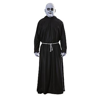 Addams Family Mens Uncle Fester Deluxe Costume