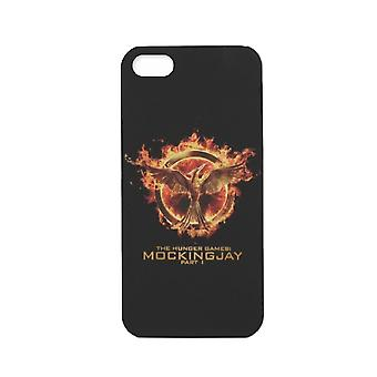 Hunger Games Mockingjay Cover Compatible With IPhone 5