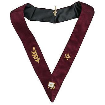 Masonic collarette - aasr - 14th degree
