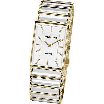 Jacques Lemans - Wristwatch - Ladies - York - High Tech Ceramic - 1-1858D