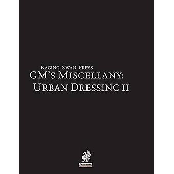 Raging Swans GMs Miscellany Urban Dressing II by Vogt & Josh